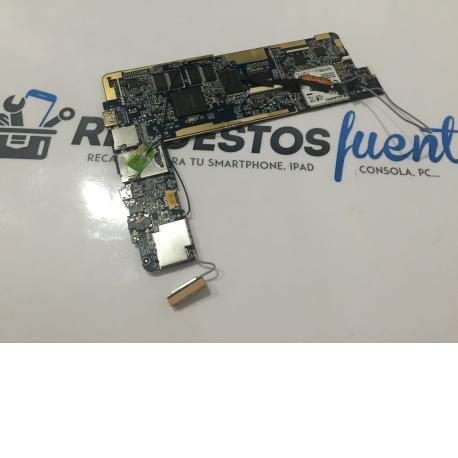PLACA BASE ORIGINAL NTECH ALEXIS RX4DC 3G - RECUPERADA