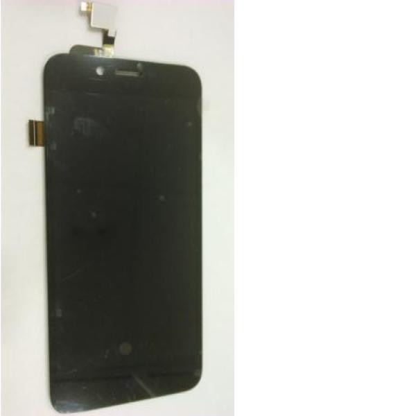 PANTALLA LCD DISPLAY + TACTIL PARA ZTE BLADE A460 - NEGRA