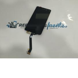 PANTALLA TACTIL + LCD DISPLAY PARA LENOVO VIBE S1 - NEGRA