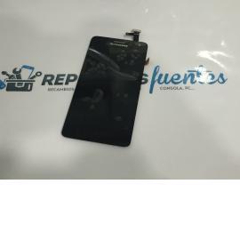 PANTALLA TACTIL + LCD DISPLAY PARA LENOVO S660 - NEGRA
