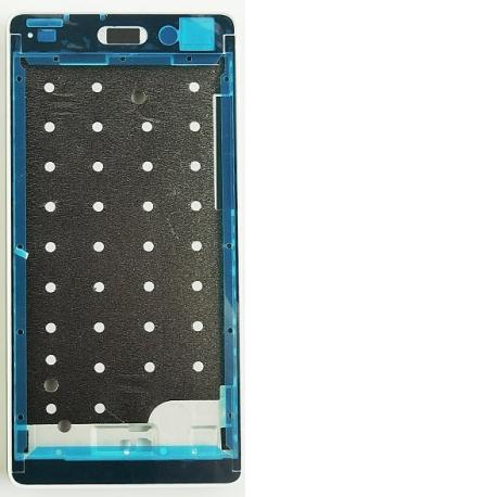 Carcasa Marco Frontal para Huawei P8 Lite - Blanca