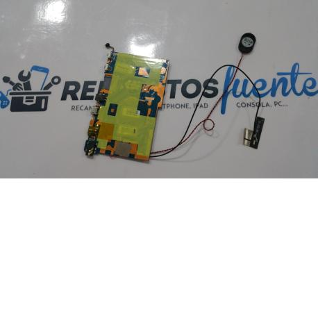 Placa base original eSTAR GRAND HD Quad Core MID 1118 - Recuperada
