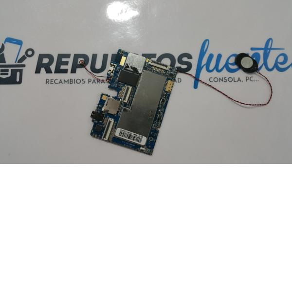 PLACA BASE ORIGINAL MERCURY HD QUAD CORE 7328 - RECUPERADA