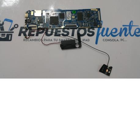 "Placa base original MINI HD QUAD CORE 7.28"" MID 7828 - Recuperada"
