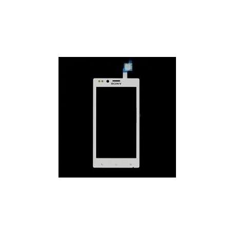 Pantalla tactil cristal sony xperia E dual negro