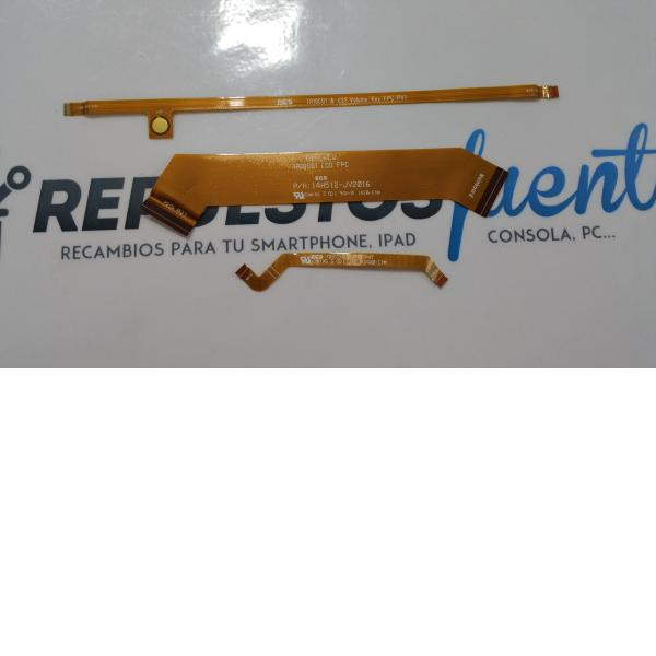 FLEX D ECONEXION LCD, PLACA Y TACTIL INTEL MYMAGA FLUX 10 TR10CS2- RECUPERADO