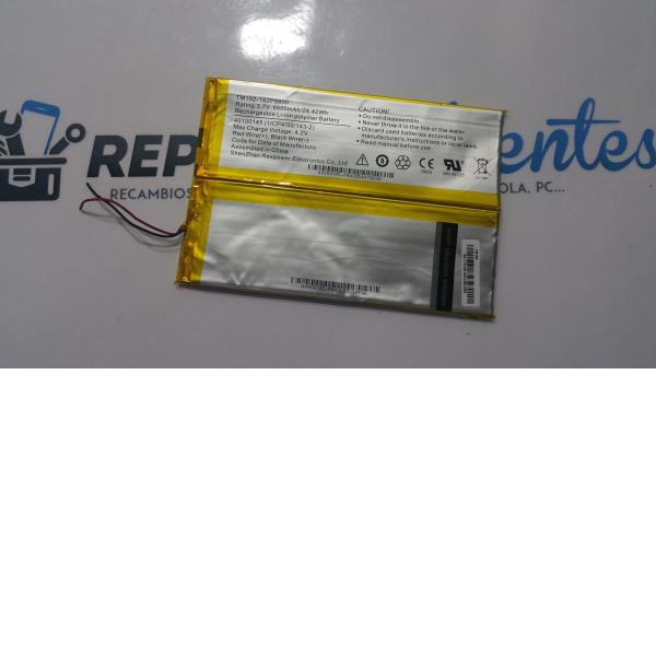 BATERIA ORIGINAL INTEL MAGALHAES TM105 - RECUPERADA