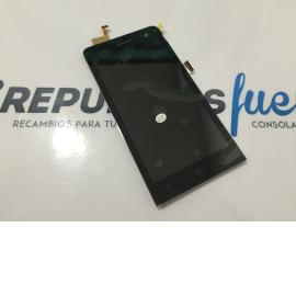 PANTALLA TACTIL + LCD DISPLAY PARA ARCHOS 45 HELIUM - NEGRO