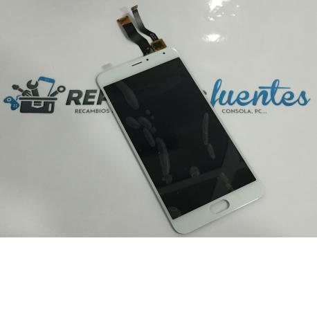 Pantalla LCD Display + Tactil para Meizu Metal - Blanca