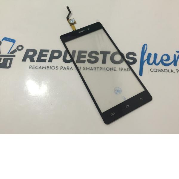 REPUESTO PANTALLA TACTIL DOOGEE X6 - NEGRA