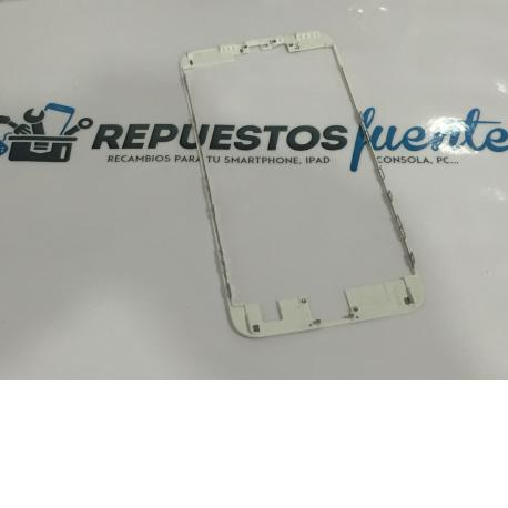 MARCO FRONTAL PARA IPHONE 6S PLUS - BLANCO