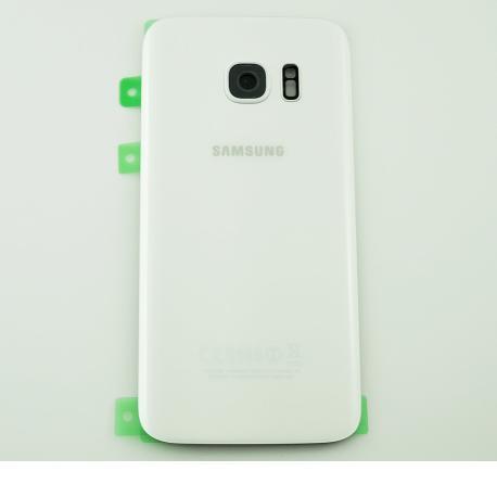 Tapa Trasera de Bateria Original para Samsung Galaxy S7 SM-G930F - Blanca