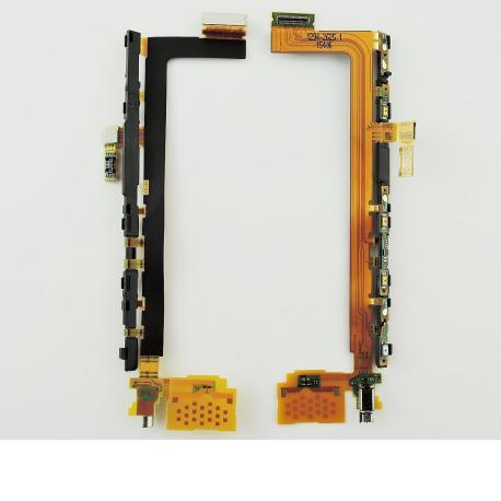 Flex de Volumen, Encendido y Vibrador para Sony Xperia Z5 Premium (E6853), Xperia Z5 Premium Dual (E6883)