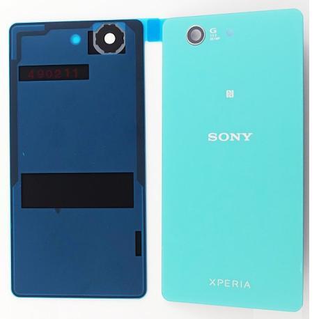 Tapa Trasera de Bateria Original para Sony Xperia Z3 Compact D5803, D5833 - Verde