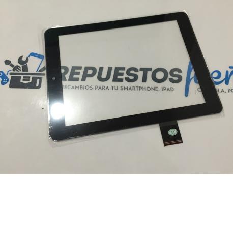 Pantalla Tactil Tablet Yarvik TAB08-201-3G Negra