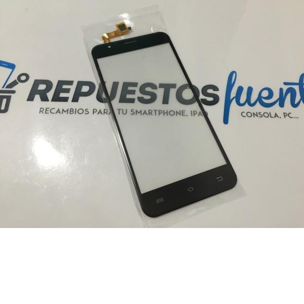 REPUESTO PANTALLA TACTIL OUKITEL U7 PRO SMARTPHONE - NEGRA