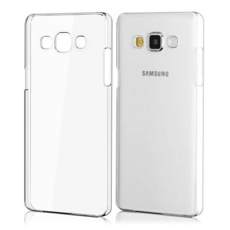 Funda de silicona para el Samsung A5 TPU Case - Transparente