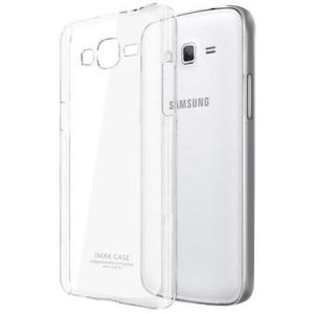 Funda de silicona para el Samsung Grand Prime G530 G531 TPU Case - Transparente