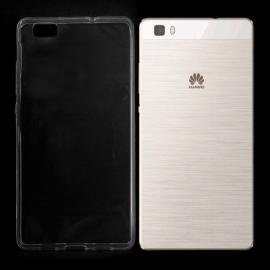 FUNDA DE GEL ULTRA SLIM 0,3MM - HUAWEI P8 LITE - TRANSPARENTE