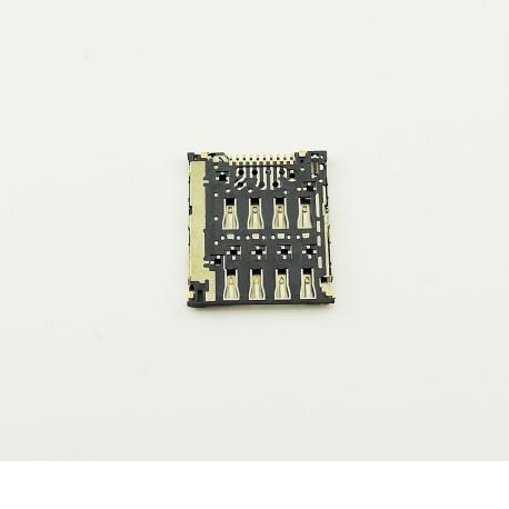 Lector de Tarjeta SIM para Alcatel One Touch Idol Ultra 6033X