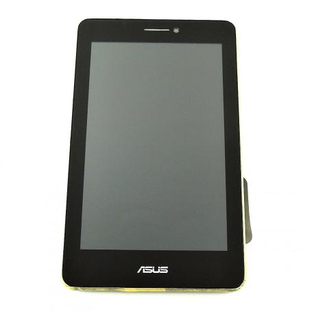 Pantalla LCD Display + Tactil con Marco para Asus Fonepad 7 ME175 2014 Edition - Negra