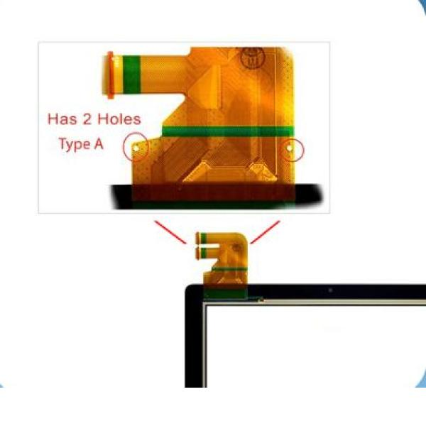 PANTALLA TACTIL PARA ASUS TRANSFORMER PAD 10.1 TF300T - VERSION DEL FLEX G00