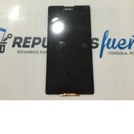 PANTALLA LCD + TACTIL SONY XPERIA T2 ULTRA D5303 NEGRA