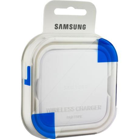 Cargador inalámbrico Original EP-PA510BWEGWW para Samsung S6 SM-G920F, S6 Edge SM-G925F, S6 Edge+ SM-G928F
