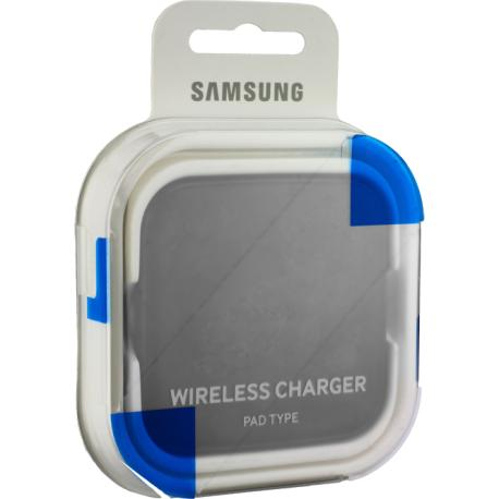 Cargador inalámbrico Original EP-PA510BBEGWW para Samsung S6 SM-G920F, S6 Edge SM-G925F, S6 Edge+ SM-G928F