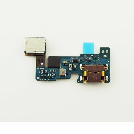 FLEX DE CARGA MICRO USB Y MICROFONO PARA LG H850 G5