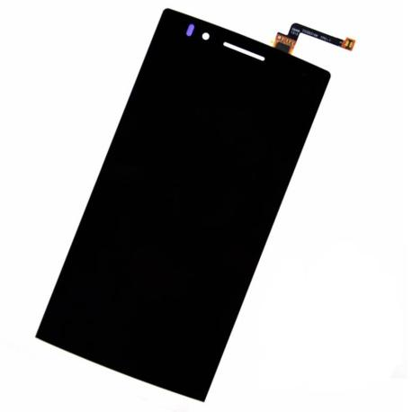REPUESTO PANTALLA TACTIL + LCD OPPO FIND 5 FIND5 X909 - NEGRO