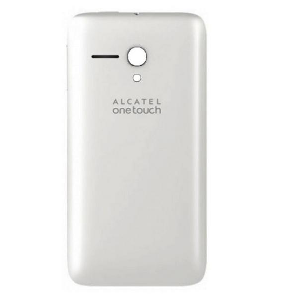TAPA TRASERA ORIGINAL ALCATEL ONE TOUCH OT-5038 5038 POP D5 - RECUPERADA