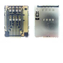 LECTOR DE TARJETA SIM PARA SAMSUNG S5250,P5100,P6800,I8530