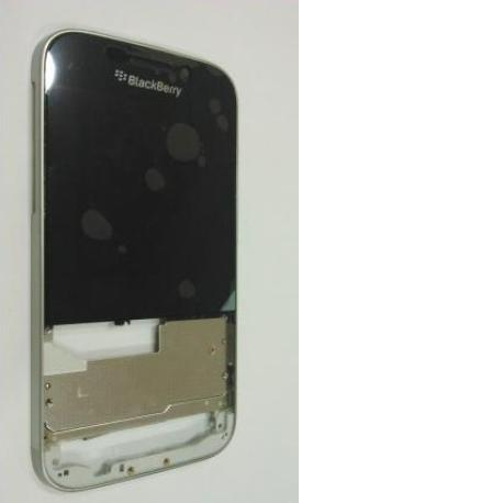 PANTALLA TACTIL + LCD DISPLAY CON MARCO PARA BLACKBERRY Q20 - NEGRA