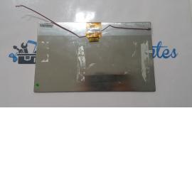 PANTALLA LCD ORIGINAL WOXTER QX 102 CON CABLE 40 PIN - RECUPERADA