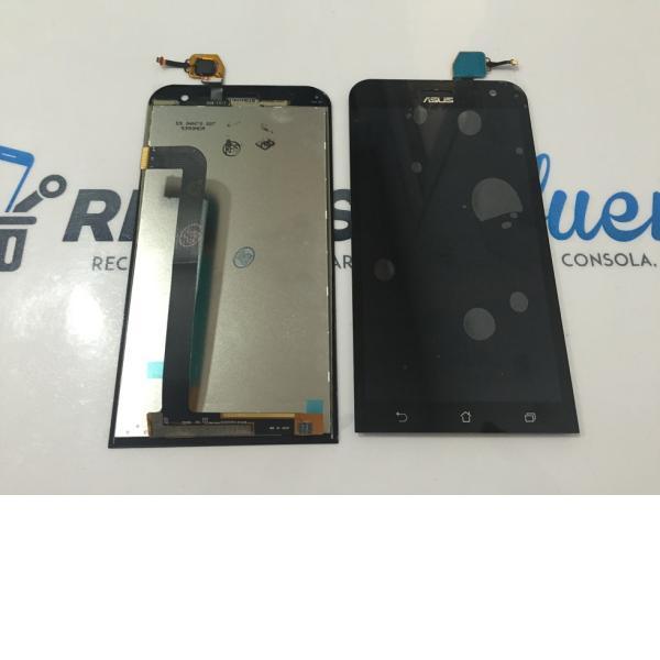 REPUESTO PANTALLA LCD DISPLAY + TACTIL ASUS ZENFONE LASER 2 5.0 ZE500KL - NEGRA