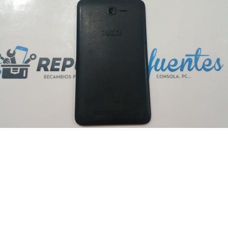 Tapa trasera Alcatel One Touch Pixi 7 1216X Negra - Recuperada
