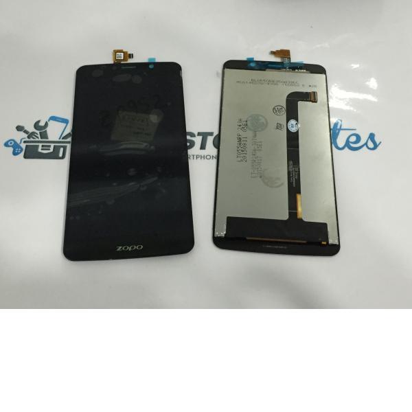 PANTALLA LCD DISPLAY + TACTIL PARA ZOPO ZP952 - NEGRA