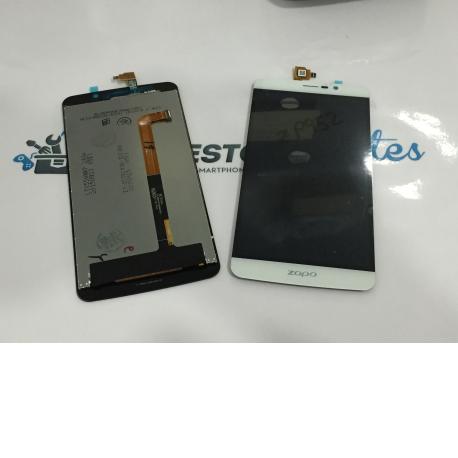 Pantalla LCD Display + Tactil para Zopo ZP952 - Blanca