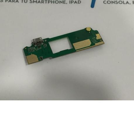 FLEX CONECTOR DE CARGA MICRO USB Y MICROFONO PARA HTC DESIRE 620