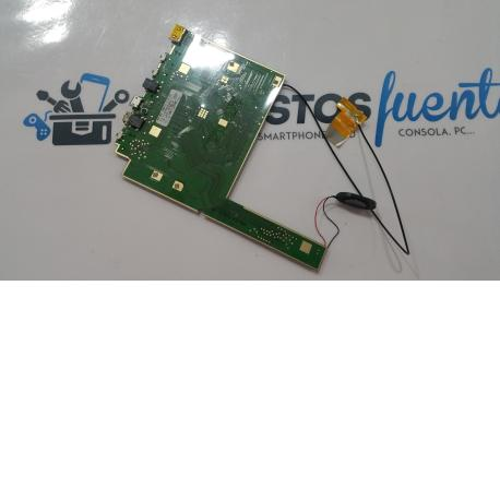 PLACA BASE ORIGINAL PARA TABLET Q-PAD LC0901D - RECUPERADA