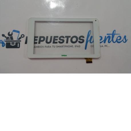 Pantalla tactil con marco para tablet TAB4YOU R725 - Recuperada