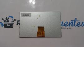 PANTALLA LCD DISPLAY PARA TABLET EASY HOME TABLET 7 DUAL CORE - RECUPERADA