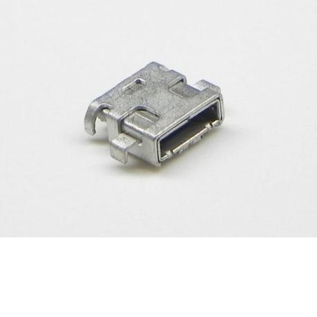 Conector de Carga Micro USB para Sony Xperia Sola (MT27i), Xperia T (LT30p), Xperia T (LT30a)