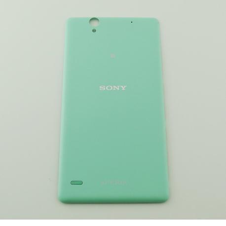 Tapa Trasera de Bateria Original para Sony Xperia C4 E5303, E5306, E5353, Dual E5333, E5343, E5363 - Verde