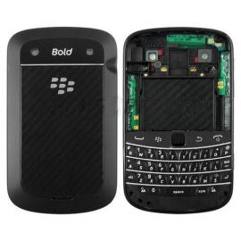 Repuesto de Carcasa BlackBerry Bold 9900 negra
