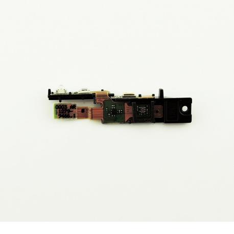 Flex Microfono y Sensor para Tablet SONY XPERIA Z2 SGP511, SGP512