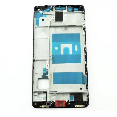 CARCASA FRONTAL DE LCD PARA HUAWEI HONOR 7 - NEGRA
