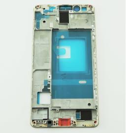 CARCASA FRONTAL DE LCD PARA HUAWEI HONOR 7 - ORO