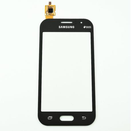 Pantalla Tactil para Samsung J110 Logo DUOS - Negra
